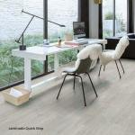 Piso laminado quick step