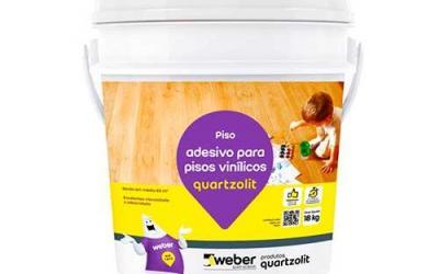 Weber – Adesivo para Pisos Vinílicos