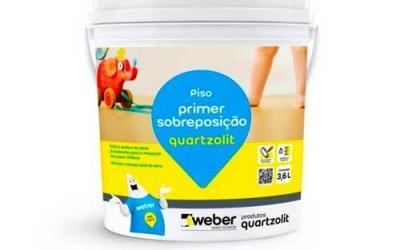 Weber – Selador Primer Sobreposição